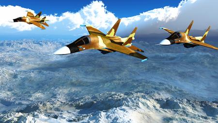 防衛: ロシアの warplan の画像 写真素材