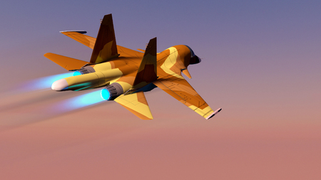 supersonic: The image of the Russian warplan