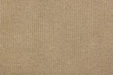 Textura de punto beige para el fondo