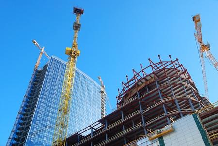 building a new office scraper