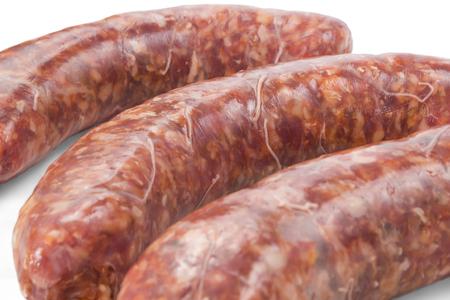 veal sausage: Beef sausages