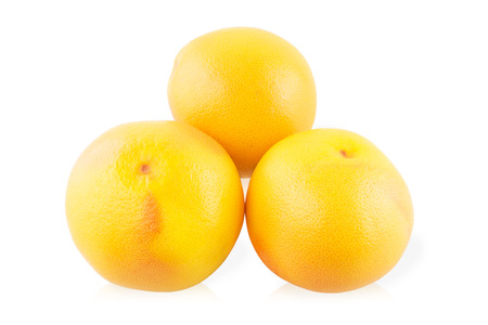 grapefruits: Three grapefruits