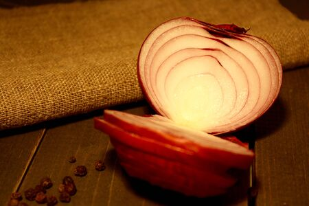 cebolla roja: pimienta cebolla roja