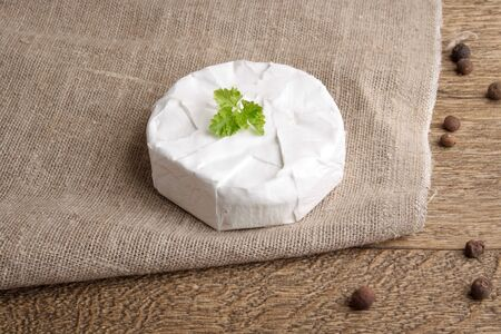 brie: Camembert cheese brie Stock Photo