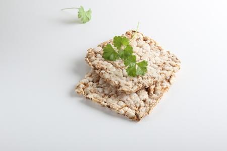 cpispbread on a white background 版權商用圖片