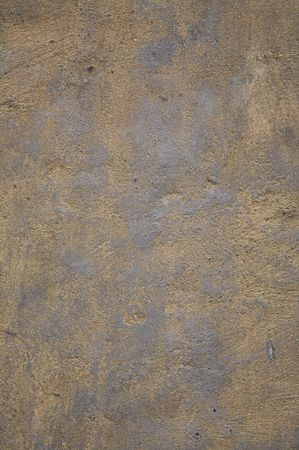 Old shabby cement wall a background Stock Photo