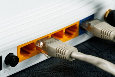 routers: Wireless Routers and Networking Cable