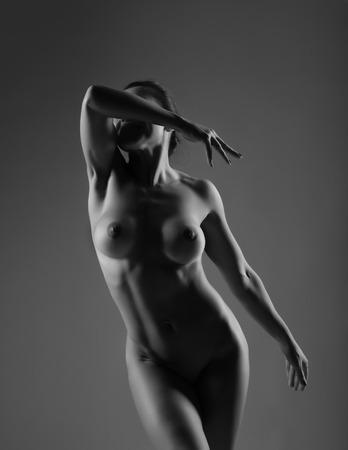 glamour nude: Naked female body women athletes,nude