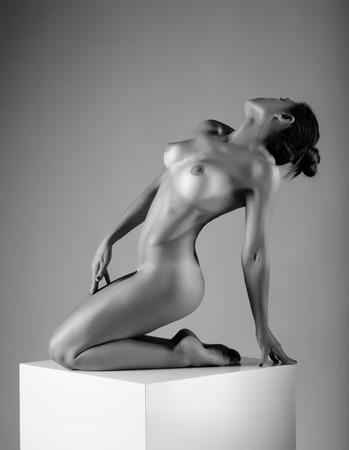 naked female body: Naked female body women athletes,nude