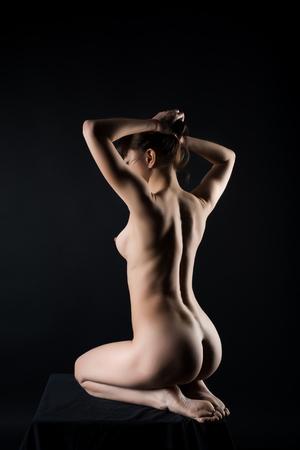 kunst bilder von jungen nackten madchen, die