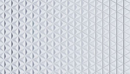 White triangles texture for motion Animation 3d Imagens