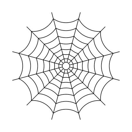 cobweb: Cobweb vector illustration