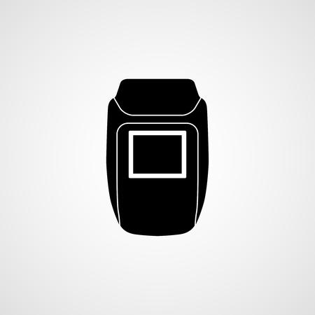 Welder mask icon 向量圖像