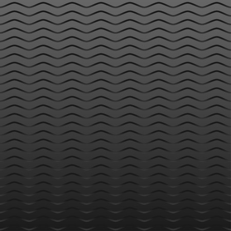 Dark metal background with indented lines