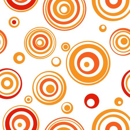 Circle rings image design