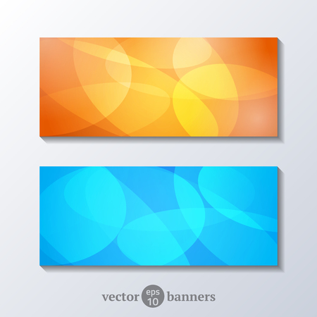 Geometric design for flyers, banners and presentations. Illustration