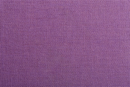 Violet cloth texture background, book cover Фото со стока