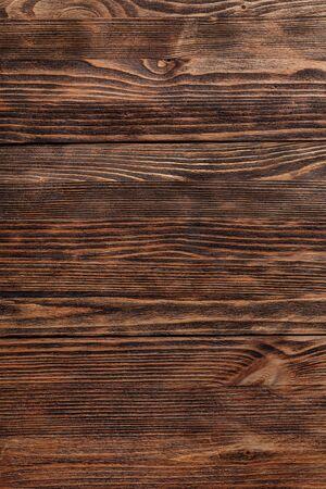 Brushed wood background