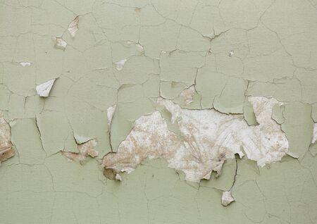 The crack on the wall Фото со стока