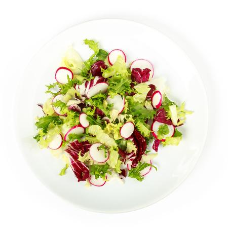Salad of radish