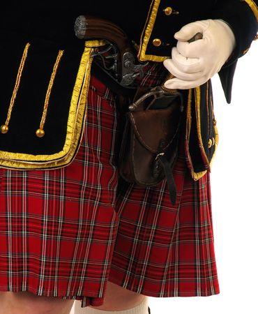 scot: Celt Stock Photo