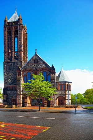 The Crescent Presbyterian Church  in Belfast, Northern Ireland photo