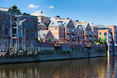 north yorkshire: River Outhe in York, a city in North Yorkshire, England