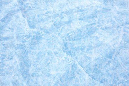 crazing: Texture of ice of Baikal lake in Siberia