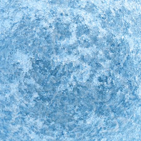 wideangle: Wide-angle shot of texture ice on Baikal lake in Siberia Stock Photo