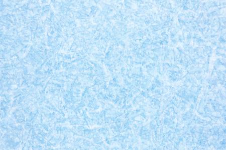 Textuur van ijs van Baikal meer in Siberië