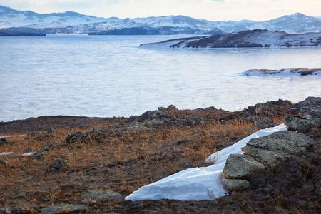baical: Siberian landscape near lake Baikal