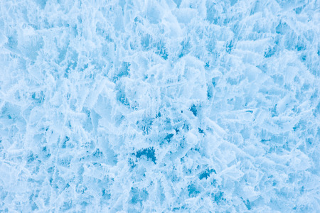Background of Ice texture Stock Photo