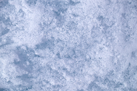 interstice: Background of winter ice and snow texture Stock Photo