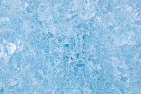 Background of winter Ice texture