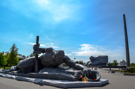 Victory Monument, Brest Fortress Редакционное
