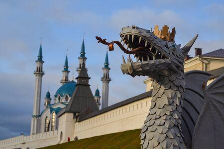 kazan: Zilant symbol of Kazan