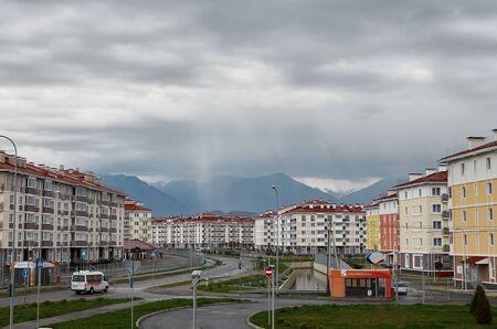Sochi. Russia. Olimpic village