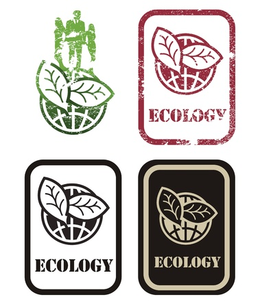 ecology Stock Vector - 14336103