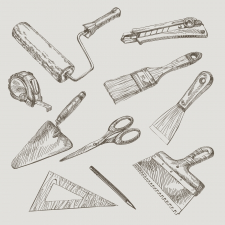 putty knives: concepts