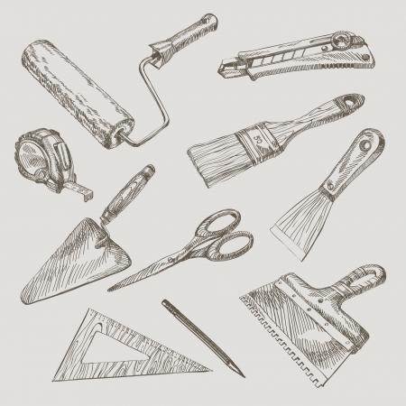 tool icon: concetti Vettoriali