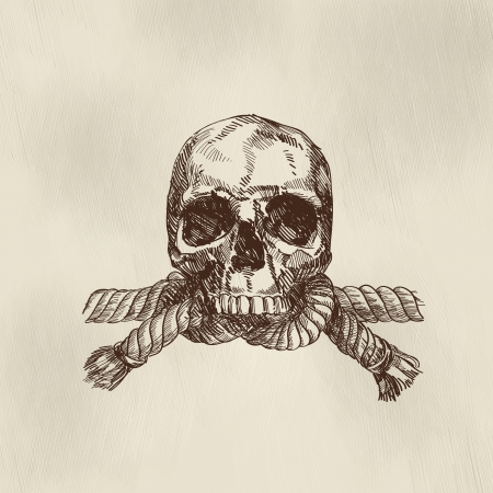 dead rat:  jolly roger