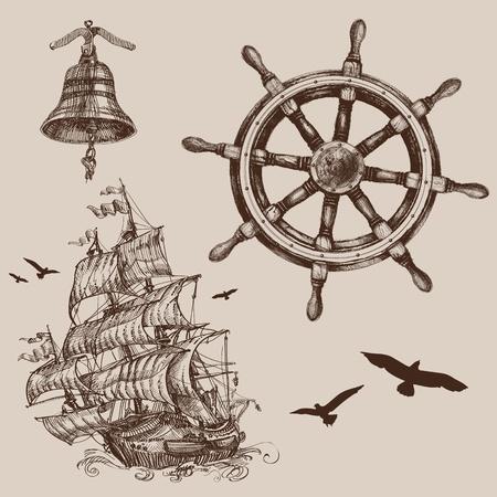 navigation Stock Vector - 14336129