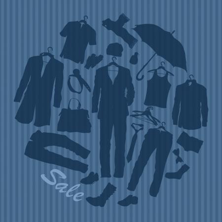 men's clothing: fashion