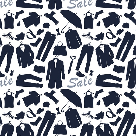 clothes Stock Vector - 14468024