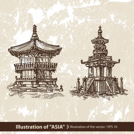 korean traditional: architecture