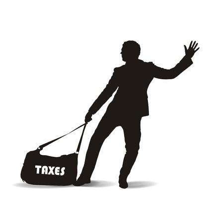 taxation Vector