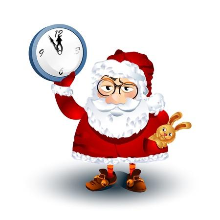 Santa Claus Stock Vector - 15066590
