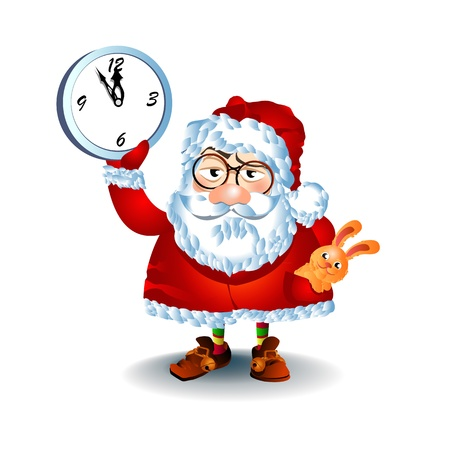 Santa Claus Stock Vector - 15887199