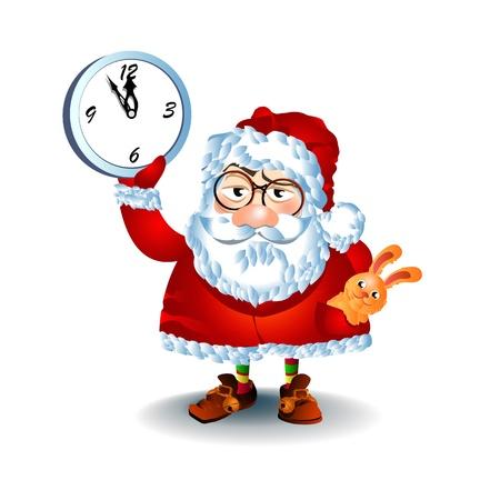 Santa Claus Stock Vector - 15887199
