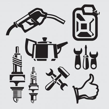 gasoline Stock Vector - 15887186